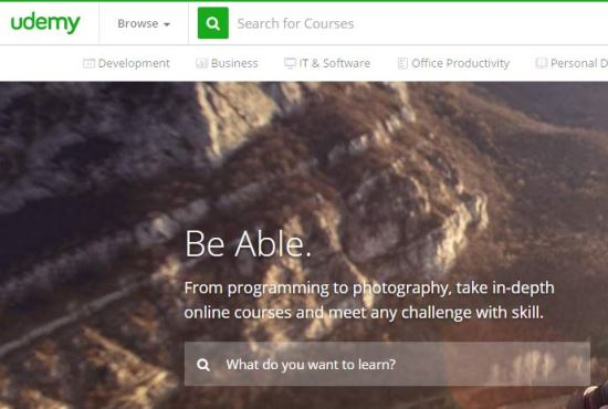 bestselling Udemy Courses